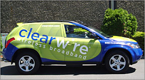 clearwire-car